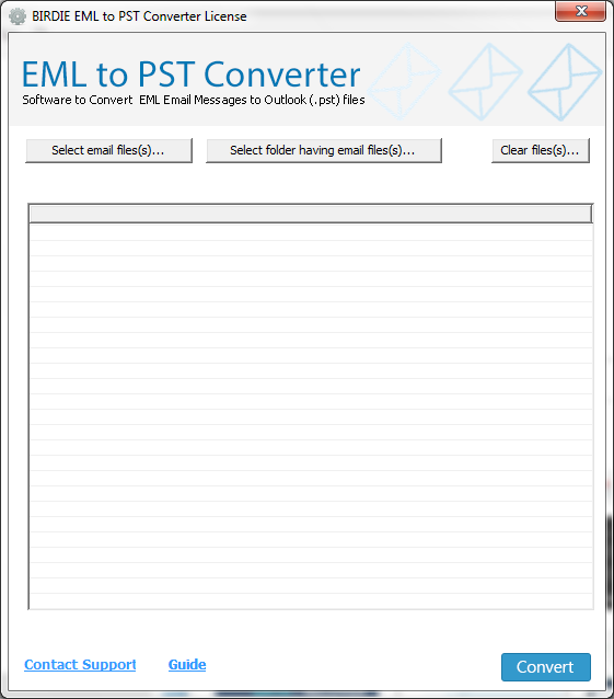 Suitable EML to PST Conversion solution